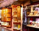 お店がぎっしり並ぶオールドゴールドスーク(市場)