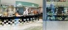 バージュ・アル・アラブのレストランJUNSUIでの朝食