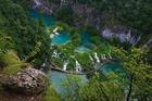 世界遺産に登録されたプリトヴィツェ湖群国立公園
