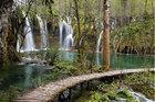美しい自然で有名なクロアチア最大の観光名所