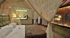 タンザニア滞在中は大自然の中でのロッジ泊