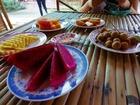 ベトナムらしい南国フルーツでひと休み
