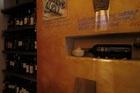 ドブロブニク旧市街内にあるワインバーD'vino