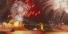 シドニー湾の花火を見る大晦日の特別クルーズ