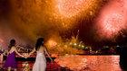 シドニー2000号から見るシドニーの花火は特別