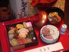 香港で食べる和食の老舗名店のお節は格別