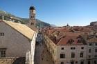 雰囲気たっぷりのドブロブニク旧市街を散策