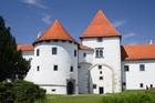 18世紀にはクロアチアの首都であったヴァラジュディン