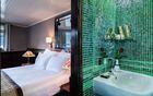 ハロン湾クルーズで宿泊できる客室の一例