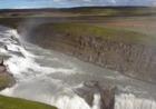 「黄金の滝」という名を持つグトルフォス