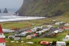 アイスランドではかなり南端のビーク村