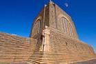 プレトリアのフォールトレッカー・モニュメント(開拓者記念碑)