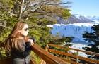 ロスグラシアレス国立公園の自然を満喫しましょう。