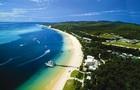 美しいビーチで人気のモートン島