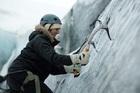 アイスランドで4番目に大きな氷河を登る
