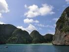 ピピレ島のマヤベイです。