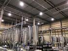 ビール工場内部