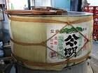 代表銘柄の公明は茨城を代表する地酒の一つ。