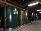 村井醸造酒造内の大きなタンク