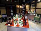 田村酒造ショップの様子