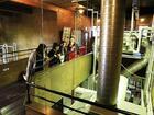 亀甲蔵見学では酒造りの道具などが鑑賞できます。