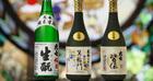 生酛造りにこだわった代表の日本酒の数々