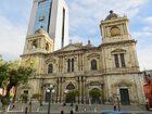 ムリーリョ広場の大聖堂