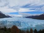 エルカラファテといえば、ペリトモレノ氷河