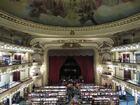 世界で2番目に美しい本屋、エルアテネオ