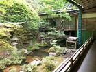 四季の趣を感じる宝城院の庭