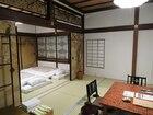西禅院の宿坊の室内の様子。