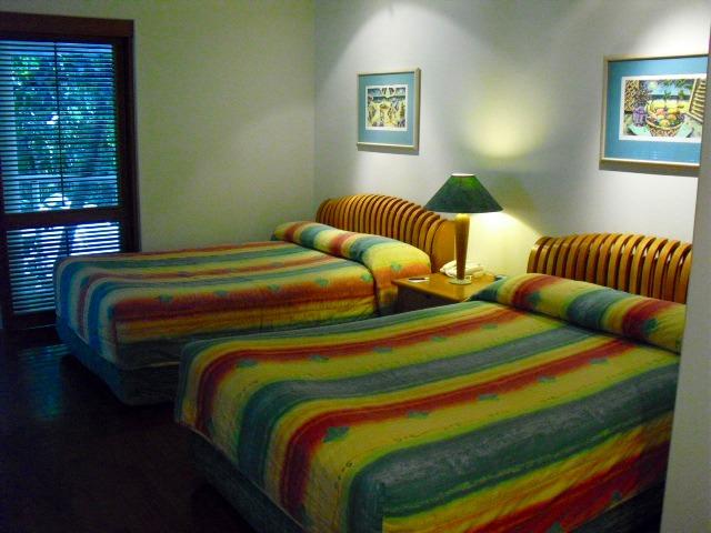 こちらはアイランドリゾートのお部屋