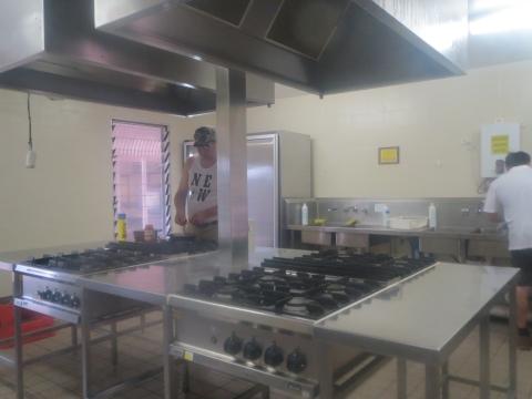 共同キッチン