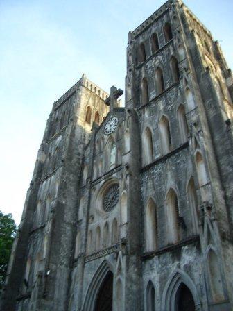 ハノイ大教会周辺には可愛いお店もたくさんあります!