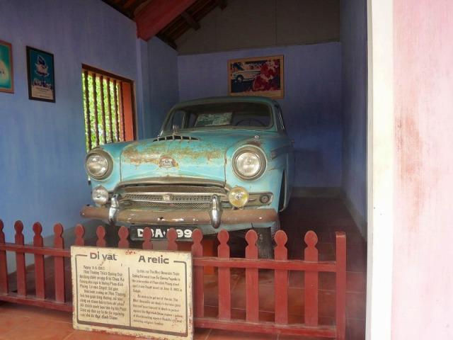 歴史あるクラシックカー