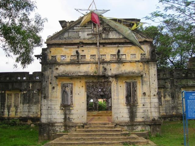 かつての教会