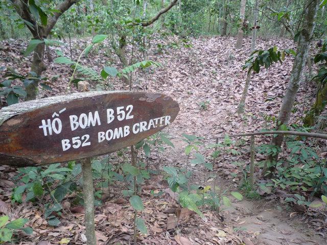 ベトナム戦争の激戦地クチへ。