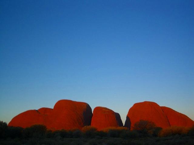 オルガ岩群
