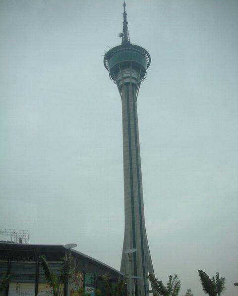 マカオタワー