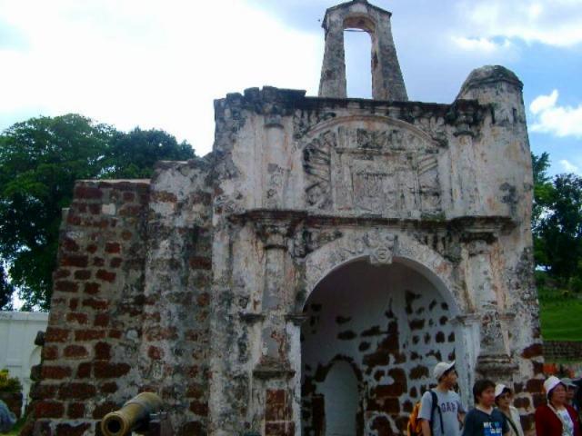 サンチャゴの砦
