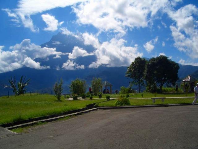 世界遺産キナバル山