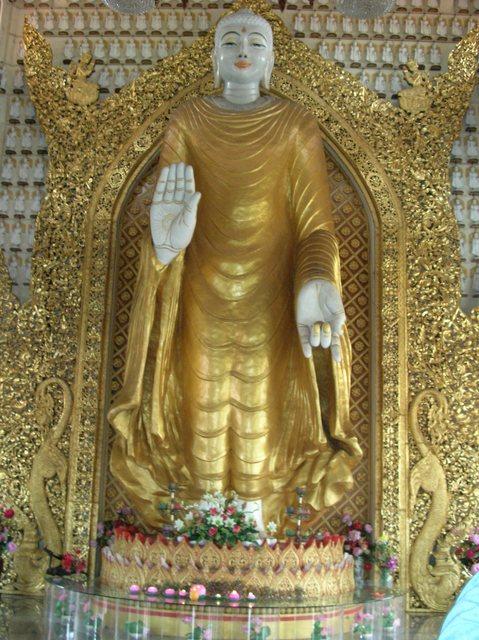 マレーシア唯一のビルマ寺院
