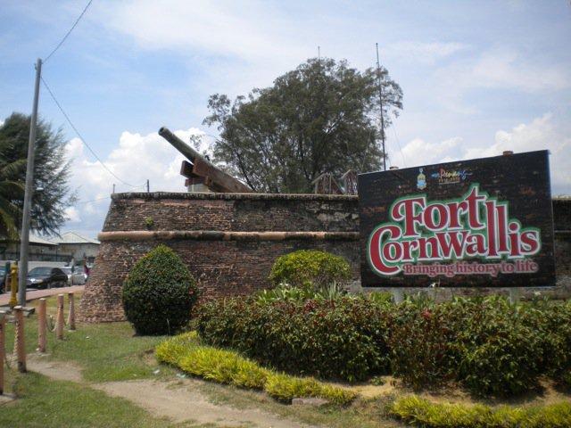 コーンウォリスの砦