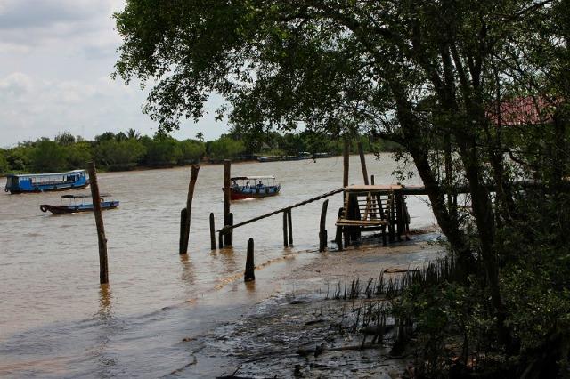 ベトナムを代表する人気スポット、メコン川