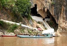 パクウー洞窟