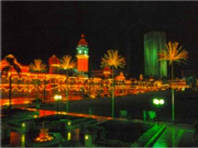 クアラルンプールの夜景