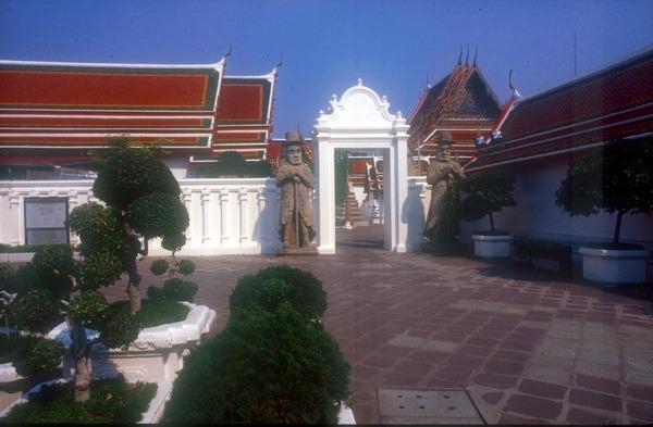 ワット・ポー(涅槃仏寺院)