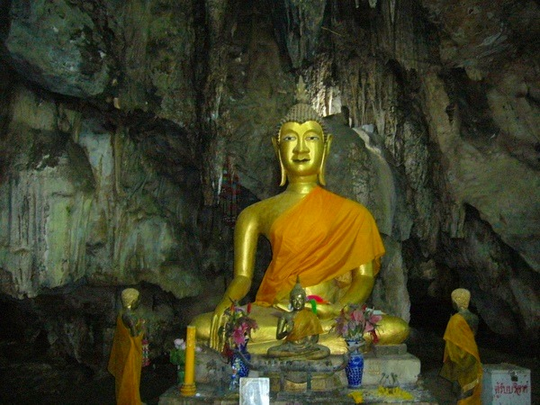 カオプーン洞窟