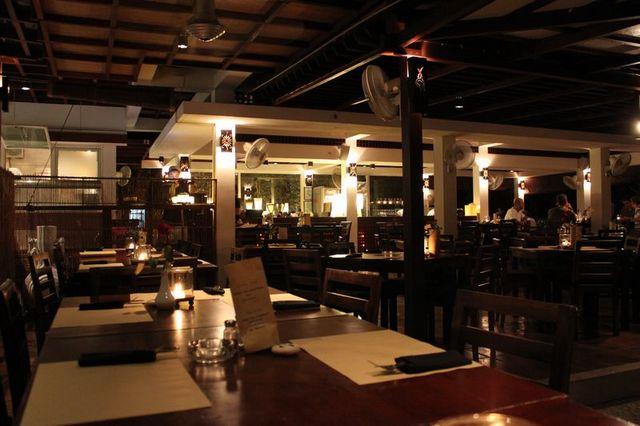 素敵な雰囲気のレストラン