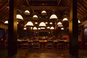 デラックスディナー(ブルガリ)SangkarRestaurant